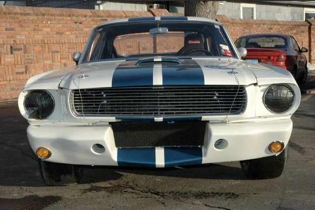 $875,000 1965 Shelby GT 350 R Mustang Most Expensive