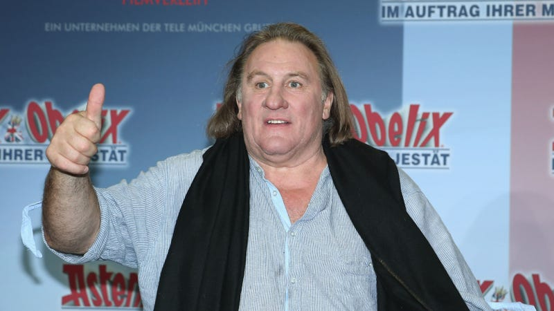 Illustration for article titled Gerard Depardieu Offered Position as Siberia's Minister of Culture