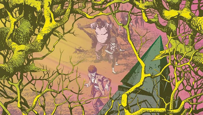 Illustration for article titled Avoid The Marvel/DC Summer Madness By Heading Into The Woods