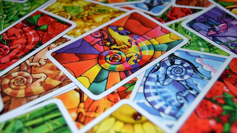 Coloretto by Rio Grande Games. Photo: Sergio Martínez/BoardGameGeek