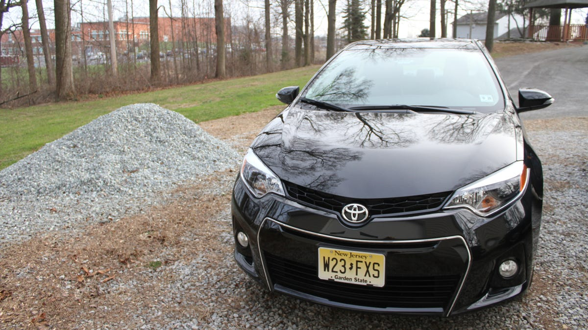Toyota Corolla Owners Manual: Changing connection method