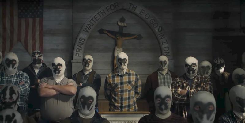 Illustration for article titled La nueva serie de Watchmen de HBO se estrena en octubre