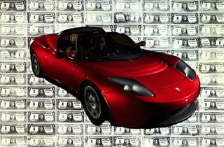 Illustration for article titled Lease A Tesla Roadster For Just $1,658 Per Month