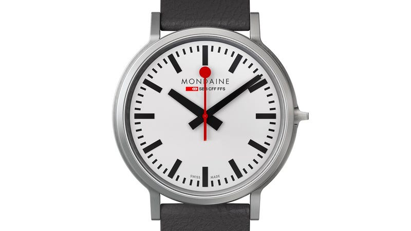 Illustration for article titled Do You Love Apple's (Stolen) Clock Design? Then Strap One To Your Wrist