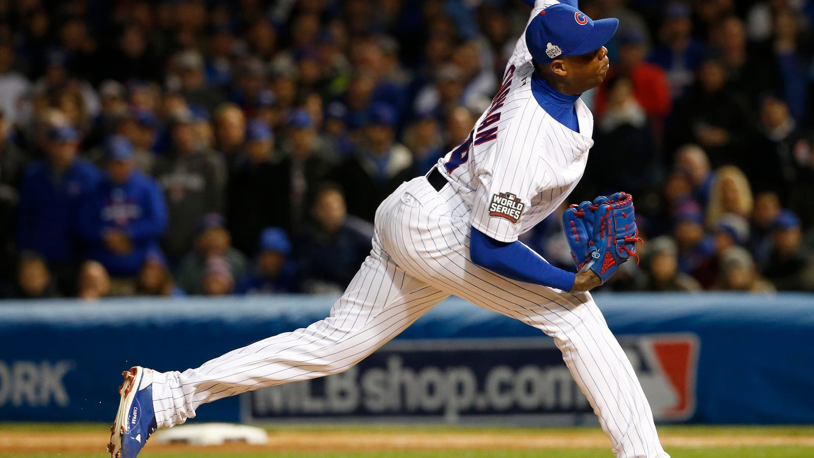 Aroldis Chapman Goes To Disabled List With Inflamed Rotator Cuff ...