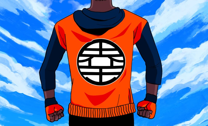 Why Black Men Love Dragon Ball Z