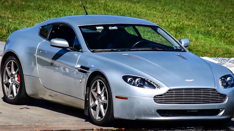 The Aston Martin V Vantage Is The Best Used Exotic Car Value In The - Aston martin vantage v8