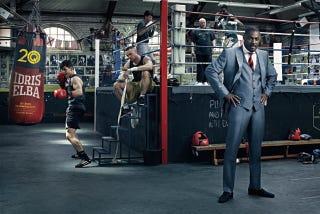 Illustration for article titled 20Q: Idris Elba on Playing Nelson Mandela