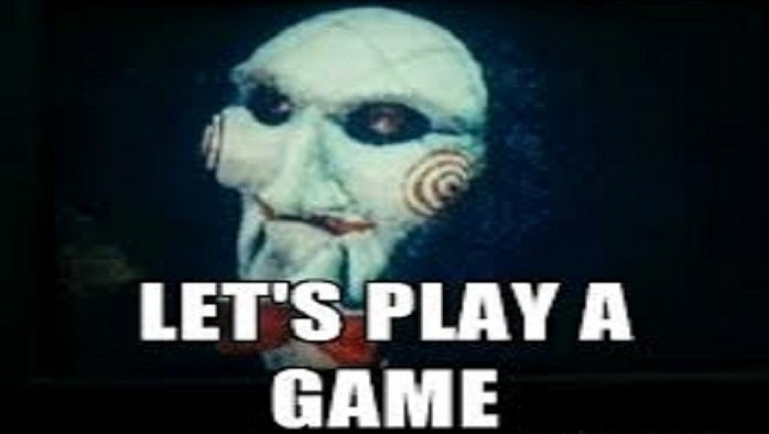 Saw I Want To Play A Game Quotes: Lets Play Quotes. QuotesGram