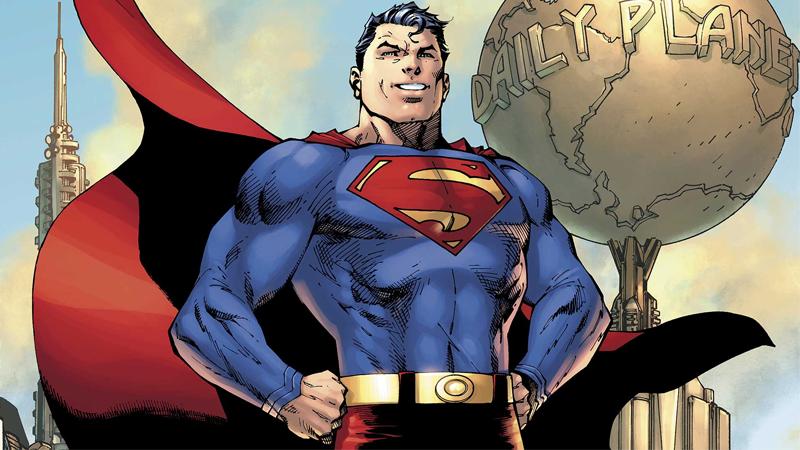 Superman! Also, some underwear.