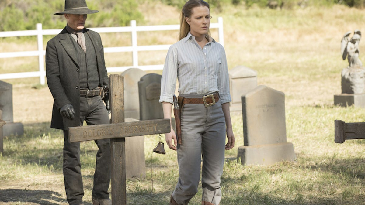 70adacf0cb9 The Westworld Finale Finally Turned Dolores Into a Character Worth Caring  About