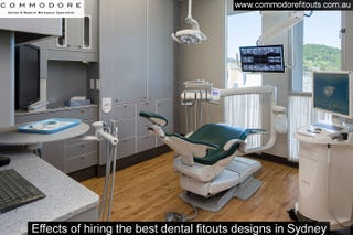 Illustration for article titled Effects of hiring the best dental fitouts designs inSydney