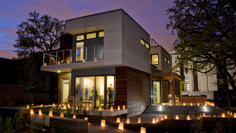 The Greenest House in Chicago is a Self-Sufficient Clean Tech ...