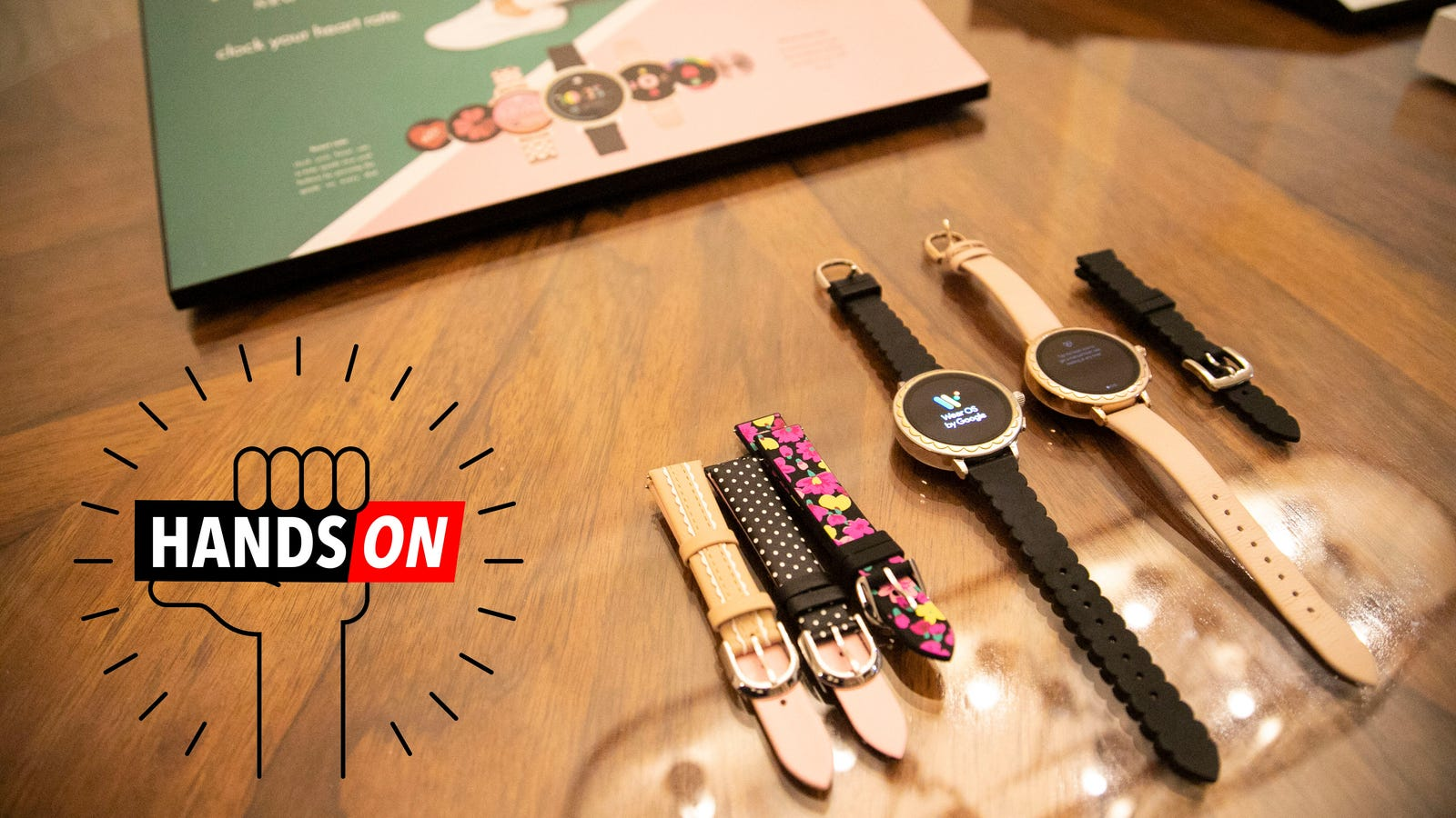 QnA VBage Fossil's Kate Spade Smartwatch Finally Isn't Just Dumb Wrist Candy
