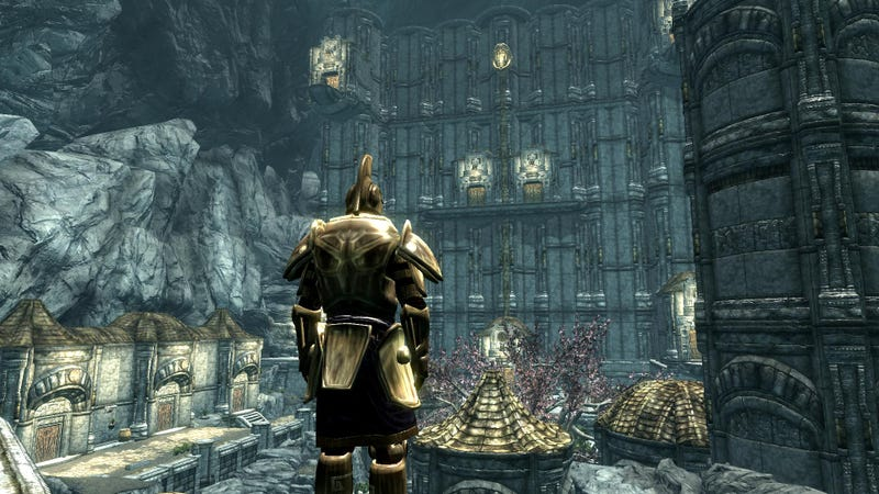 Image via the Forgotten City quest mod for Skyrim.