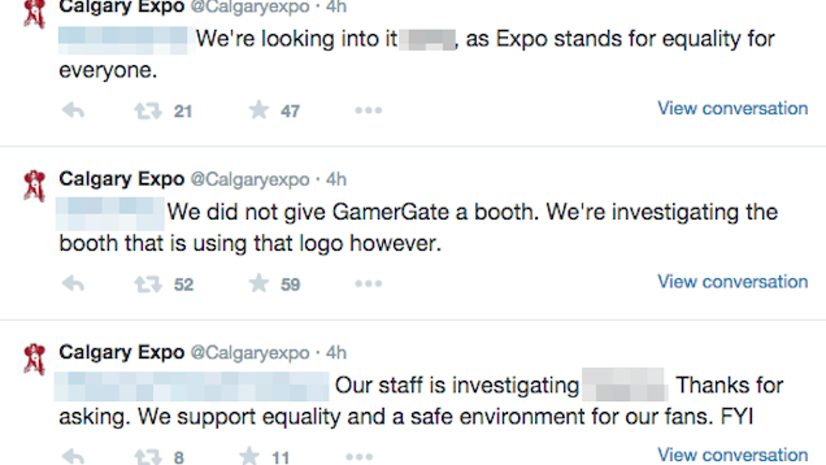 GamerGate Booth Kicked Out Of Canadian Comic Expo [UPDATED]
