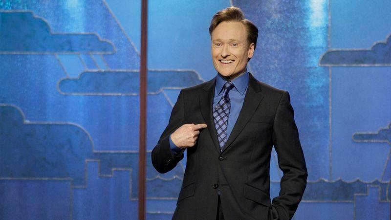 Conan O'Brien on The Tonight Show