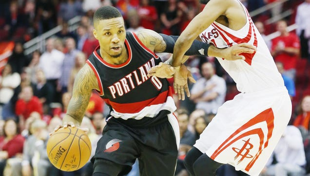 The Blazers Are Going Through Some Growing Pains