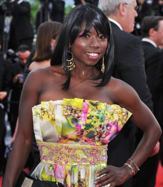Surya Bonaly at the 63rd Annual Cannes Film Festival in France,May 13, 2010Pascal Le Segretain/Getty Images