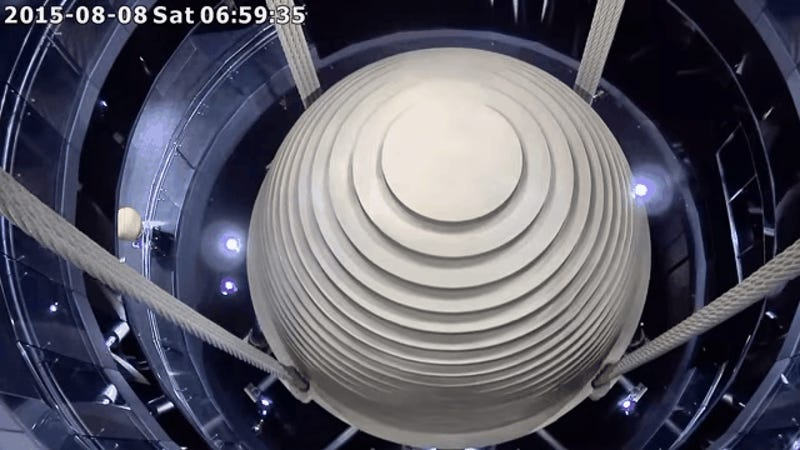 Watch the Incredible Force of a Typhoon Move a Skyscraper ...