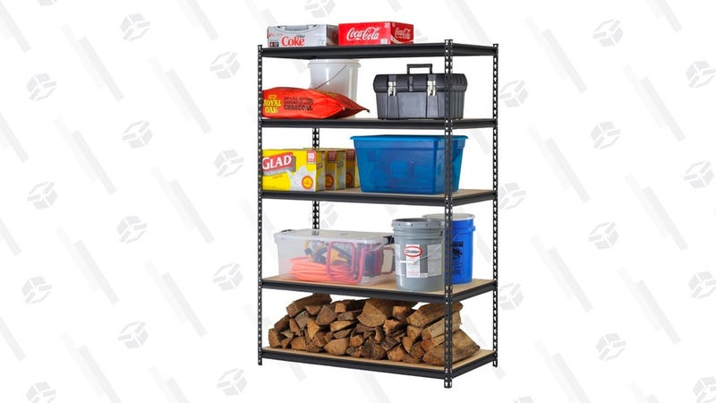 Edsal Steel Storage Rack | $51 | Amazon