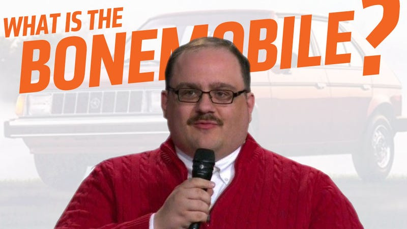 Illustration for article titled What Does Ken Bone Drive?