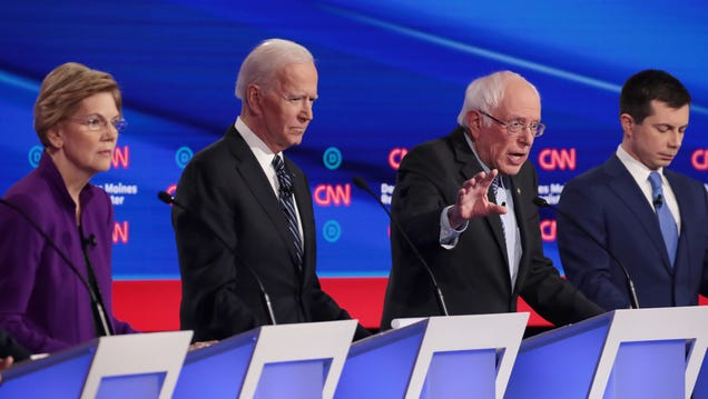 Apple Co-Hosting Tonight s Democratic Debate and Soliciting Questions Via Apple News