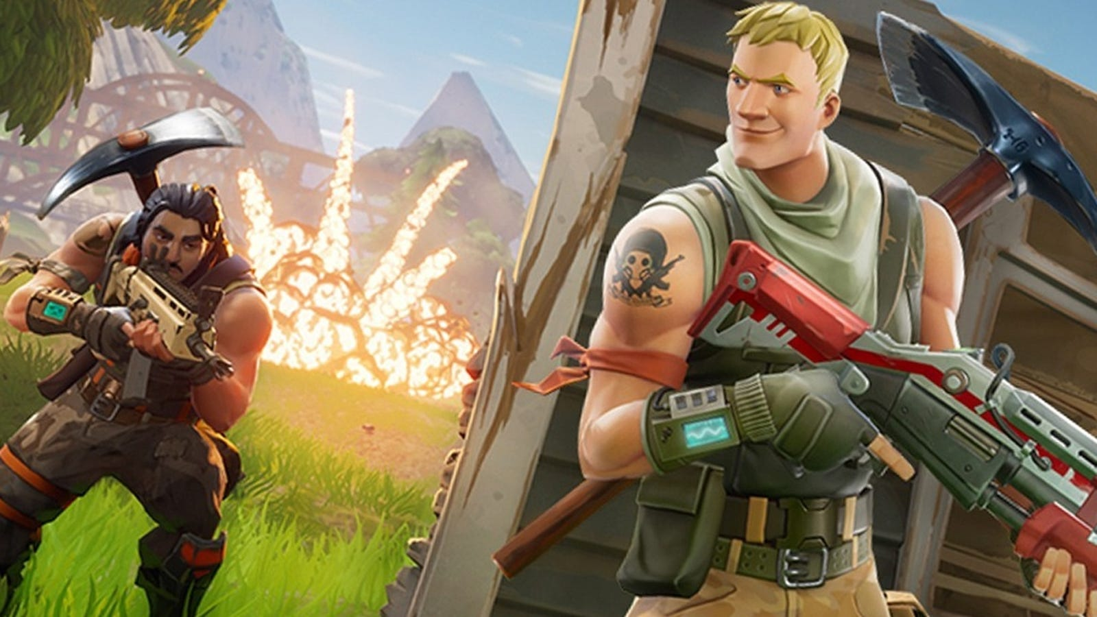 Fortnite Players Blame Stream Snipers For Update That Hides
