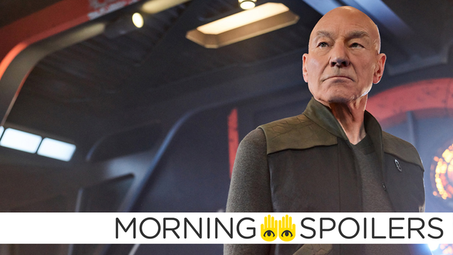 Updates From Star Trek: Picard, Indiana Jones 5, and More