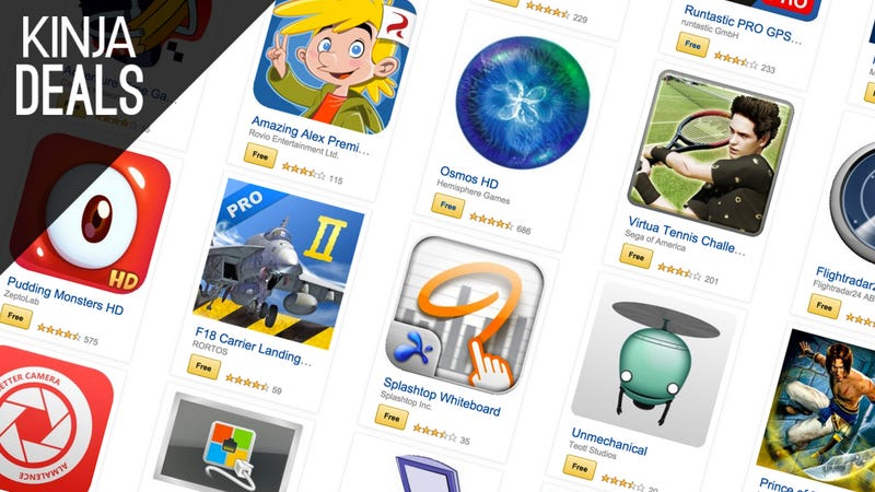 Illustration for article titled Amazon's Giving Away 26 Premium Android Apps and Games For Free