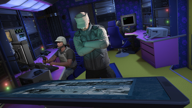 Illustration for article titled GTA Online Players Are Using Drones To Stop Trolls