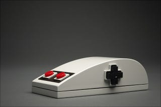 Illustration for article titled NES Mouse Is the Stuff Dreams Are Made Of