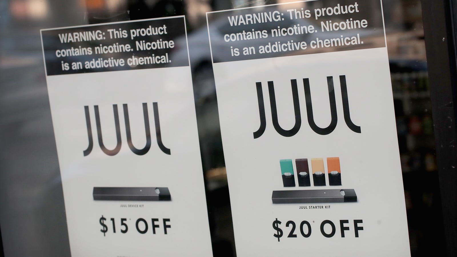 Juul Says It Will Stop Selling All Its Good Flavors of E