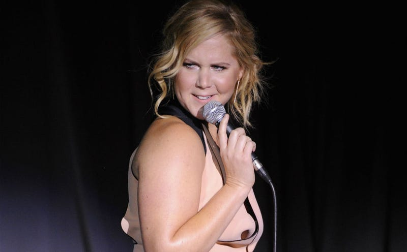 Illustration for article titled Amy Schumer Bravely Won the Right to Say 'Pussy' on Comedy Central