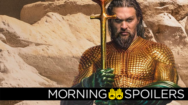 Updates From Aquaman and the Lost Kingdom, Dune, and More