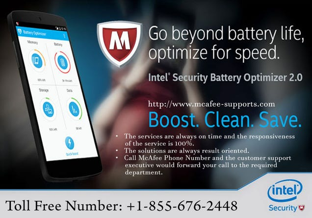 Illustration for article titled Instant Support to Fix McAfee Antivirus Error Dial Toll Free Phone Number
