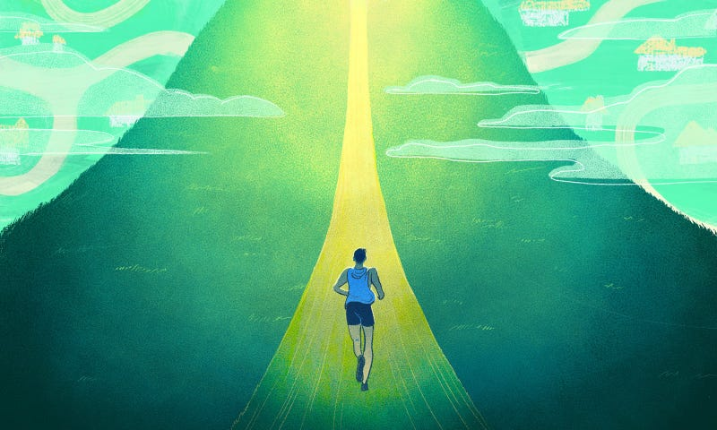 Illustration for article titled How to Run Hills Without Crushing Your Confidence