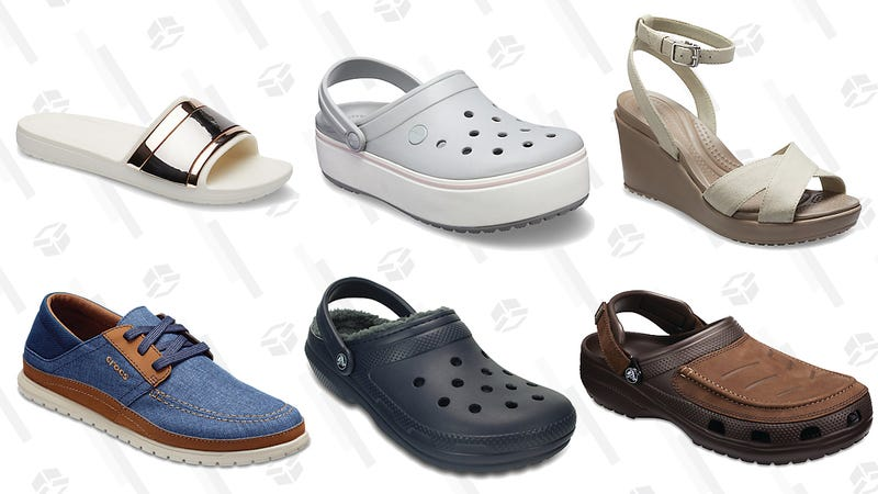Extra 25% Off Clearance | Crocs