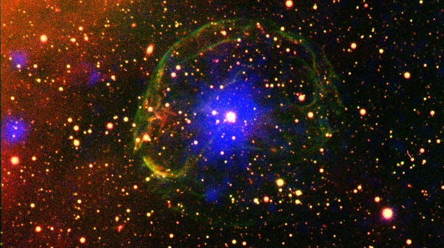 Scientists Use Spinning Neutron Stars to Calibrate Atomic Clocks