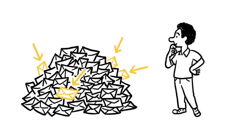 Illustration for article titled How to Conquer Your Inbox Once and For All