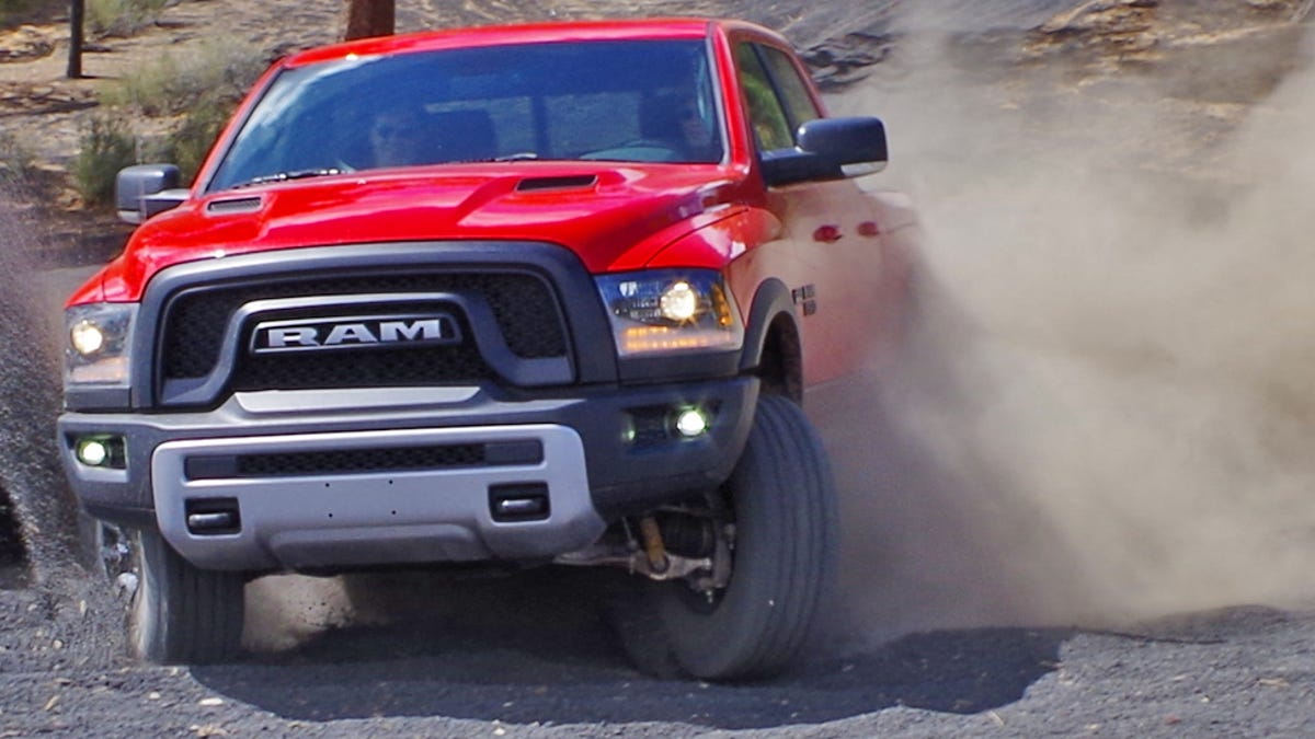 Dodge dodge 1500 off road : First Drive: We Figured Out What The Ram Rebel Is By Trying To Kill It
