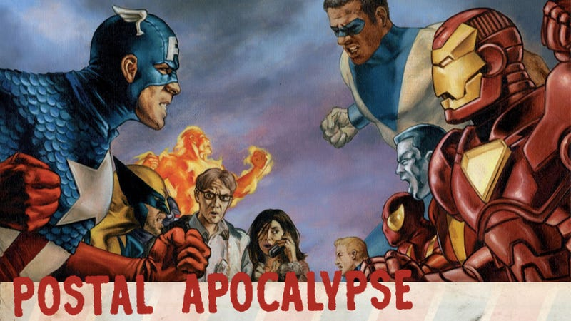Illustration for article titled Why Marvel's Civil War Movie Shouldn't Be Anything Like The Comic