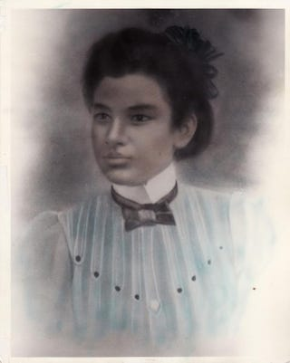 Eva Robinson TaylorCourtesy Gayle Jessup White