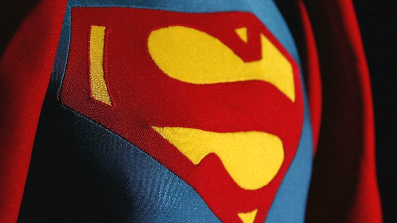 Illustration for article titled Nicolas Cage is finally getting to play Superman