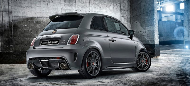 Fiat 500 abarth Car News, Photos, Videos & More - Jalopnik
