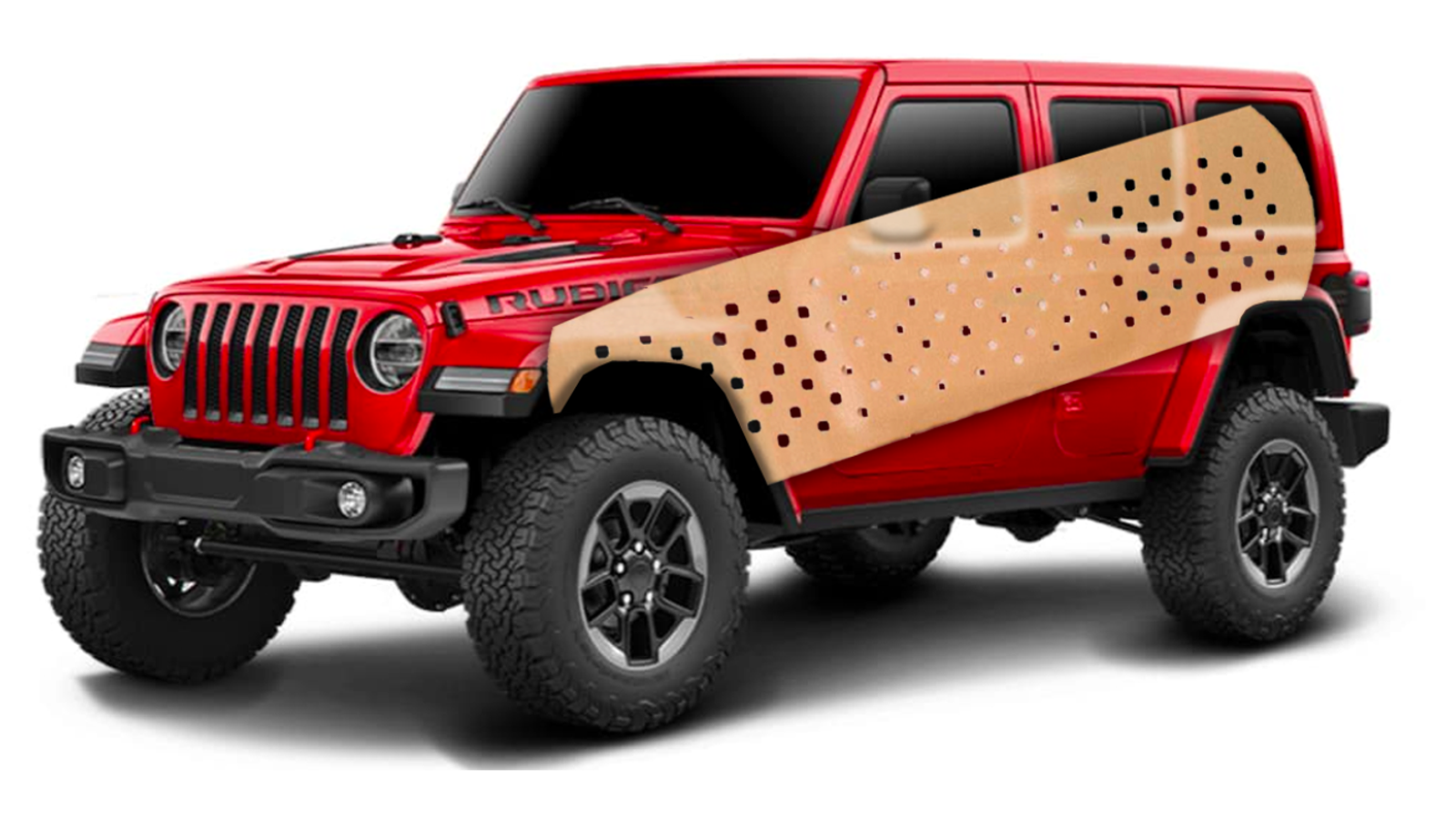 Here's How Jeep Will Fix The New Jeep Wrangler's Faulty Frame Welds