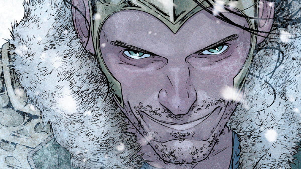 Loki Is Looking Mighty Familiar in This Week's Issue of The