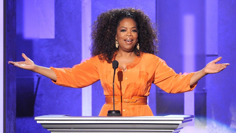 Oprah Winfrey Quit 60 Minutes After Being Told She Was 'Too Emotional' When She Said Her Own Name
