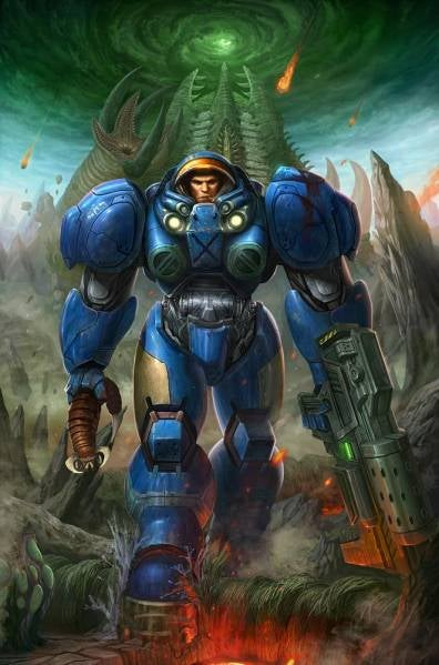 Illustration for article titled Everything you need to know about Starcraft II