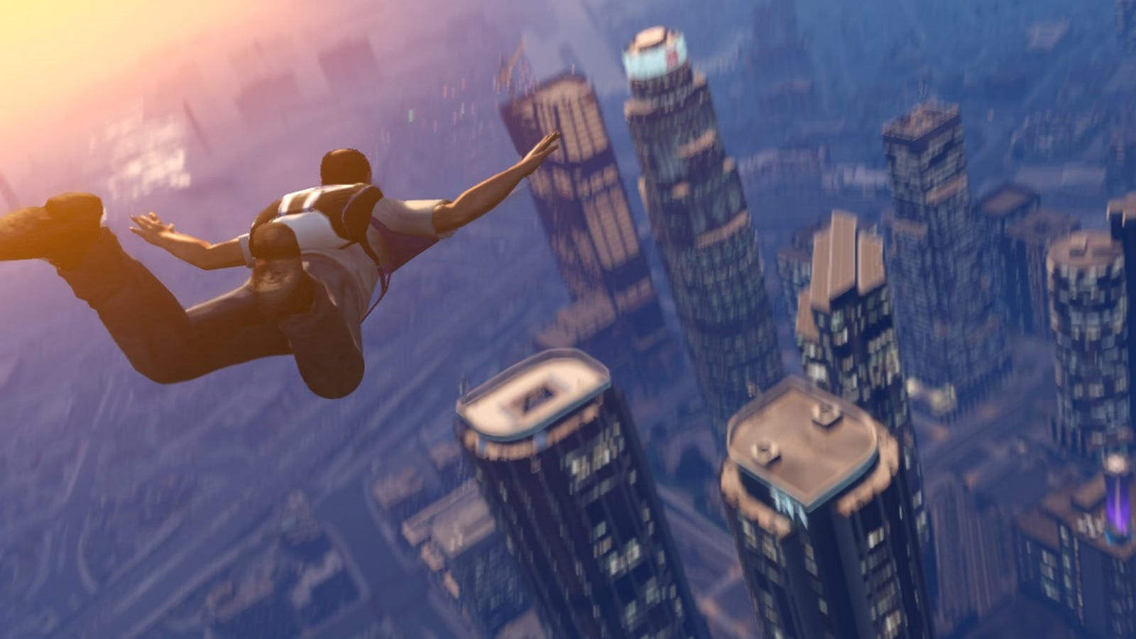 Un mod de GTA V permite entrar a zonas que fueron retiradas del juego